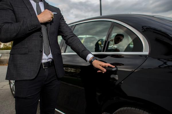 Réservation chauffeur privé